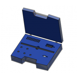 Metric Target Holder Kit for 0,5'' SMRs