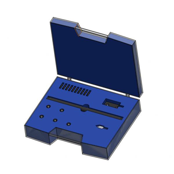 Metric Target Holder Kit for 0,5'' SMRs