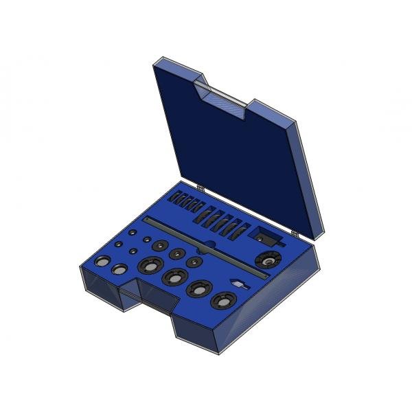 Imperial Target Holder Kit for 0,5'' & 1,5'' SMRs